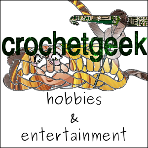 [crochetgeek.net: hobbies, entertainments, and general oddments]