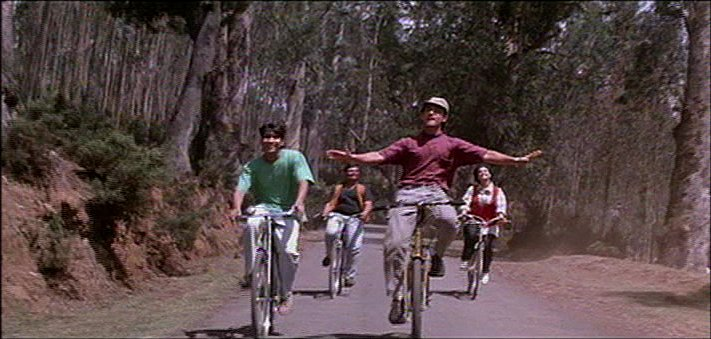 Image result for jo jeeta wohi sikandar boys in cycle
